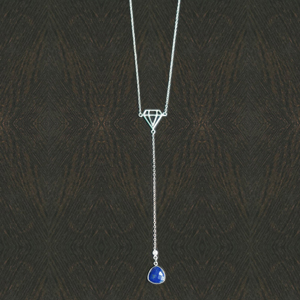 925 Sterling Silver Jewellery--Necklace